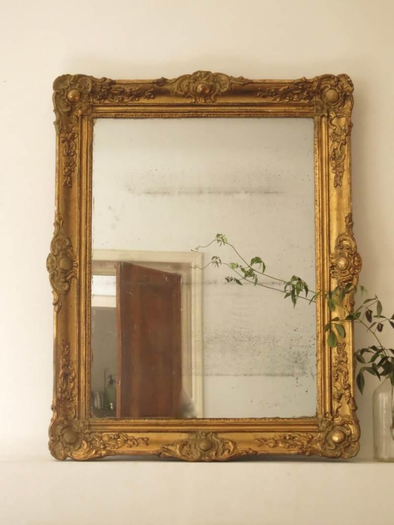 Miroir Louis IV