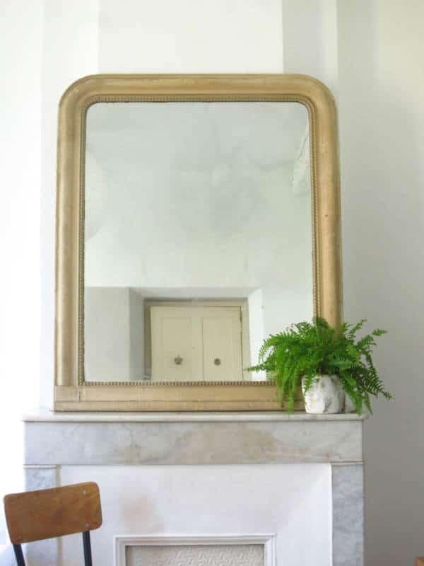 miroir louis philippe