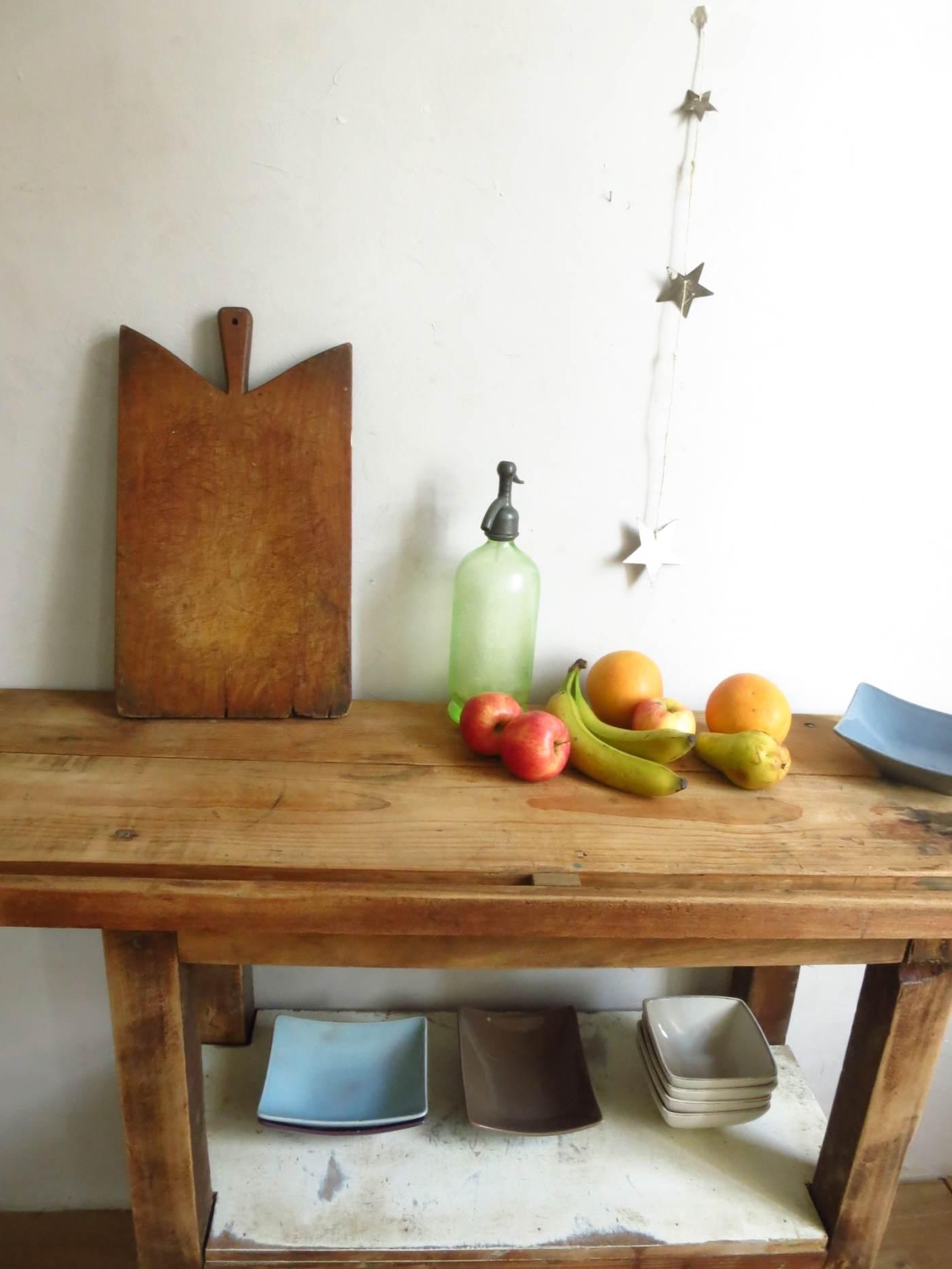 Petit Etabli Bois Ancien etabli ancien - c'est vintage - commodes, tables et buffets