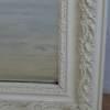 Miroir Louis Philippe Grand blanc