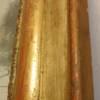Miroir Louis philippe ancien moulure dorée