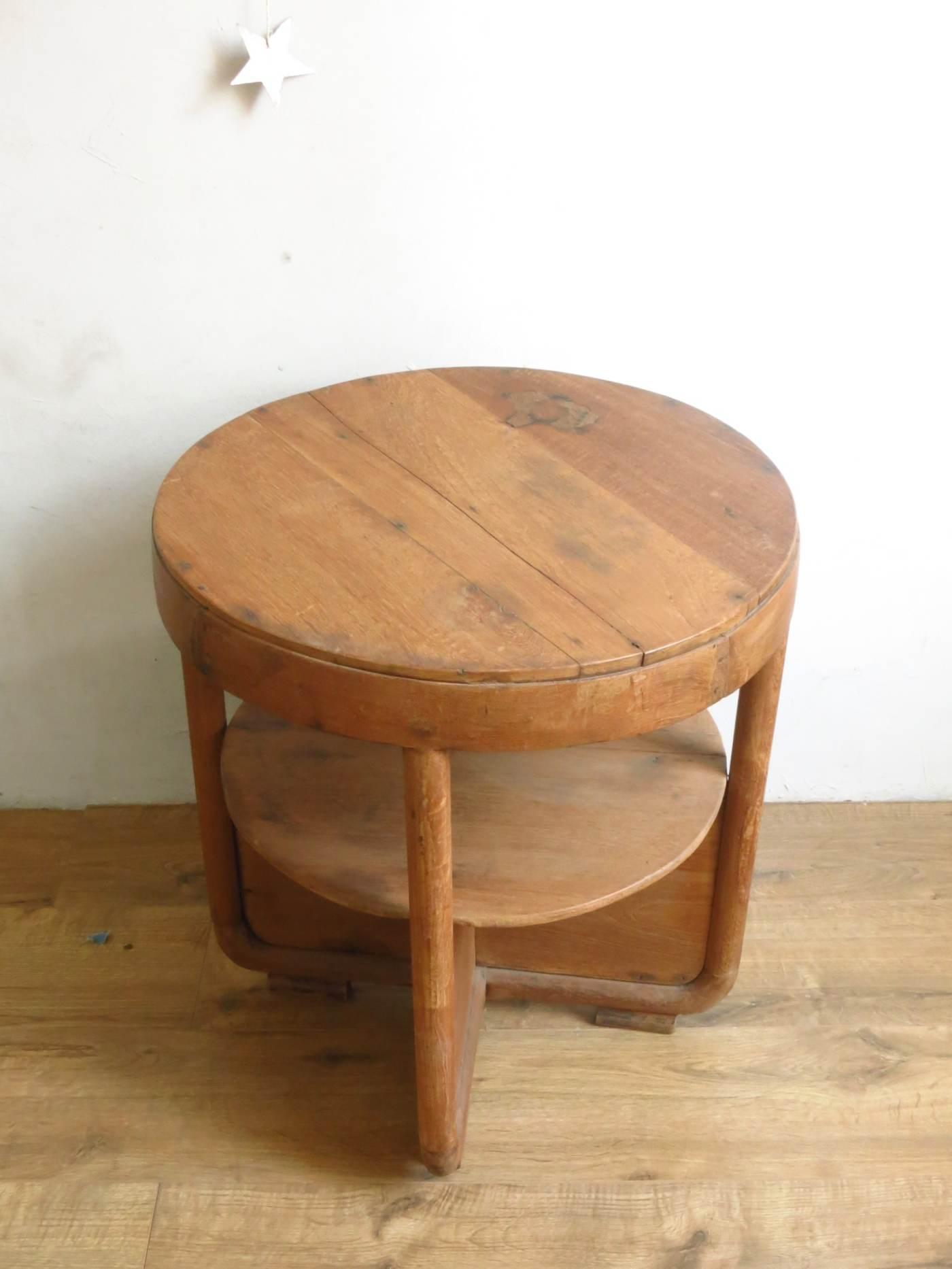Table Basse Ronde Art Deco table gueridon mobilier art deco tables cestvintage
