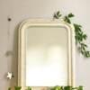 Miroir Louis Philippe Blanc