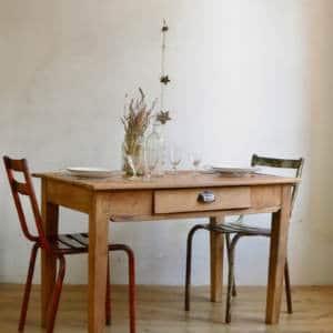 Table de ferme table de campagne