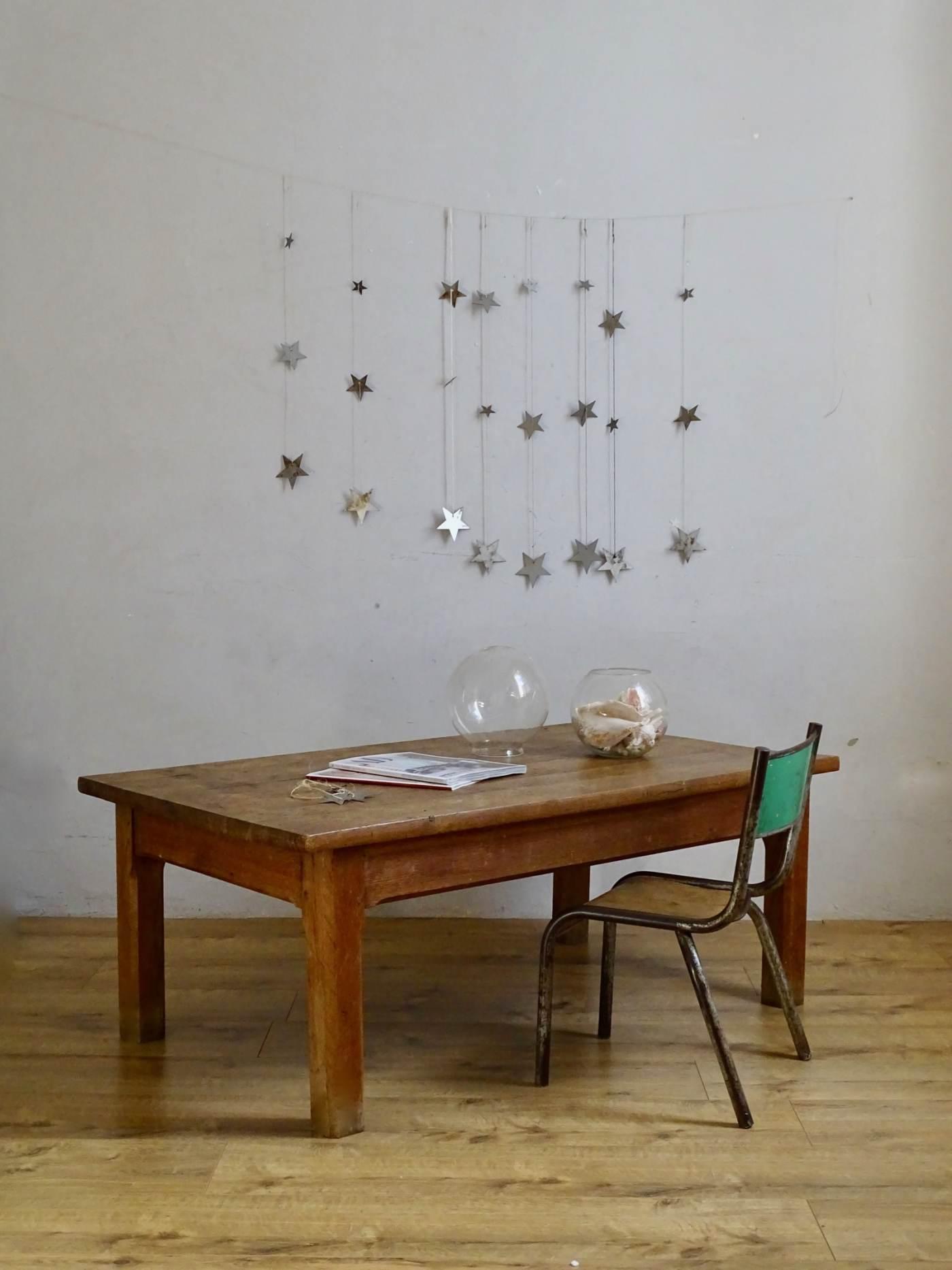 la meilleure attitude 824ec 66ebb Table de ferme mobilier tables vintage www.cestvintage.com
