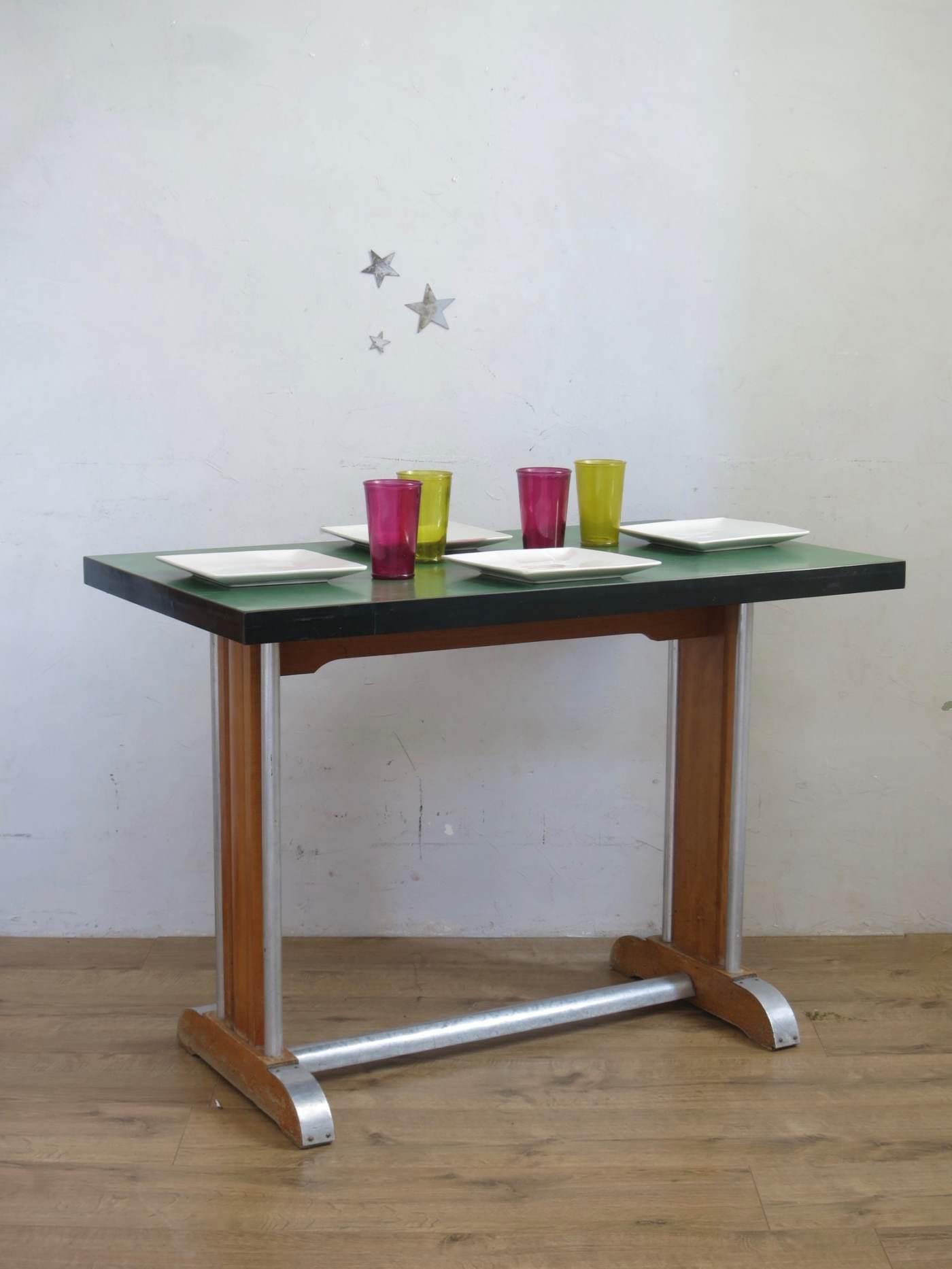 Table Bistrot Mobilier Tables Vintage Www Cestvintage Com