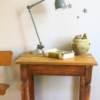 table d 'atelier