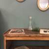 Meuble d'une ancienne quincaillerie sur roulettes