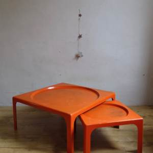 table gigogne fibre de verre
