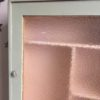 Armoire vitrine pharmacie