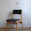 Chaise scandinave skai