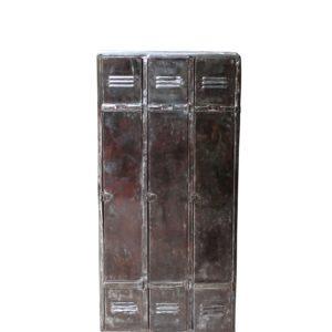 Vestiaire industriel 3 casiers