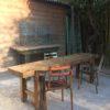 Etabli table de ferme