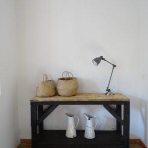 table établi