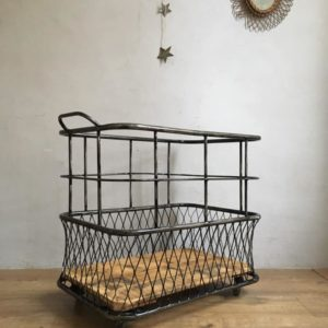 Chariot de boulanger
