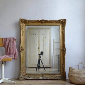 miroir restauration