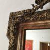 Miroir moulure glace mercure