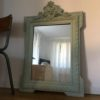 Miroir fronton