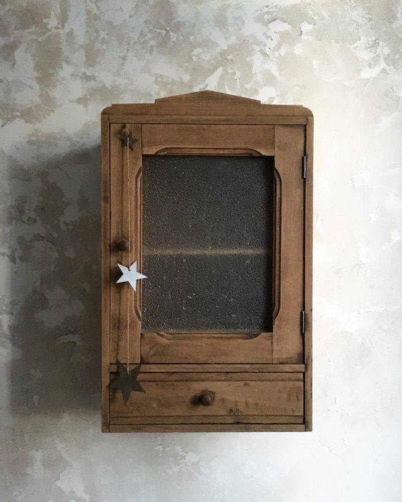 Armoire vitré
