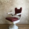 Fauteuil barbier années 50